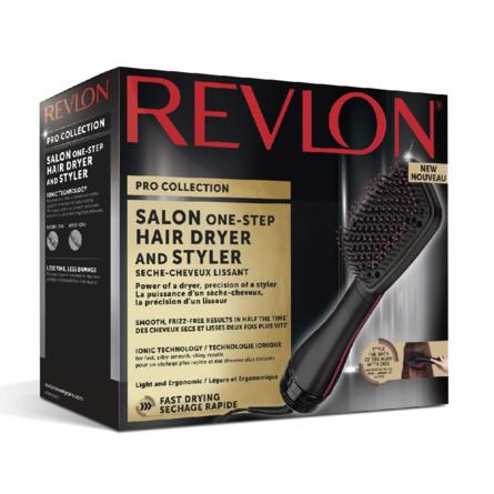Revlon REVLON Glattebørste 2i1 Perfectionist