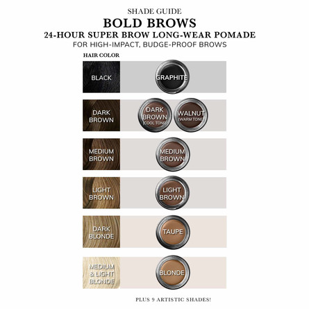 KVD Beauty Brow Crème Pot Dark Brown