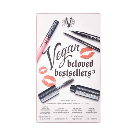 KVD Vegan Beauty Vegan Beloved Bestsellers