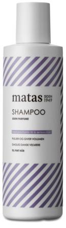 Matas Striber Shampoo til Fint Hår 250 ml