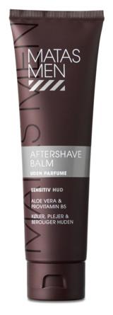 Matas Striber Men Aftershave Balm til Sensitiv Hud Uden Parfume 150 ml