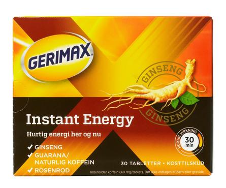 Gerimax® Instant Energy