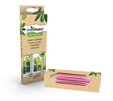 GreenProtect Diskret fluefanger