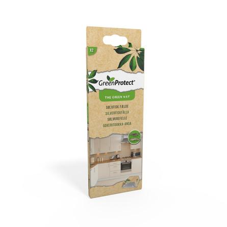 GreenProtect sølvfisk-/skægkræ fælde