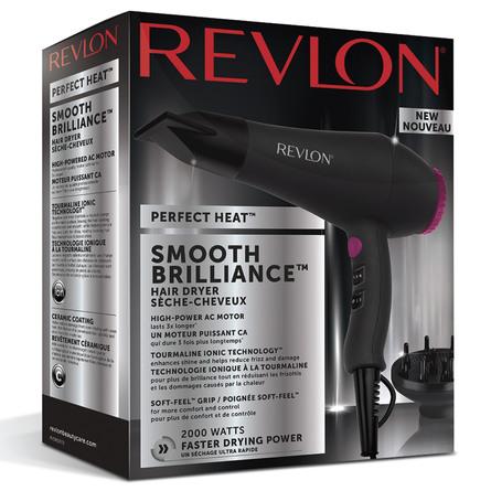 Revlon Hårtørrer Smooth Brilliance