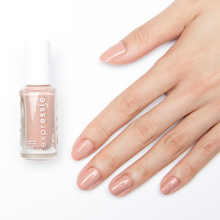Essie Expressie Hurtigtørrende Neglelak 00 Crop Top And Roll