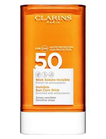 Clarins Invisible Sun Care Stick SPF 50 17 g