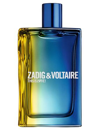 Zadig & Voltaire This Is Love Him Eau de Toilette 100 ml
