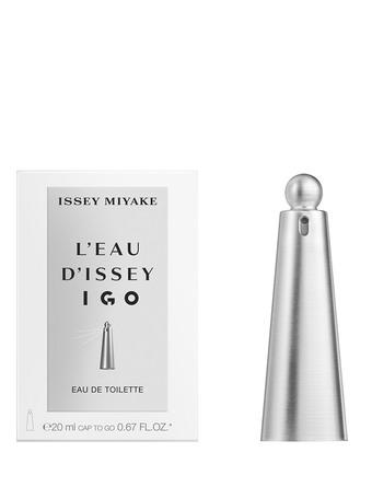 Issey Miyake IGO Eau de Toilette Cap 20 ml