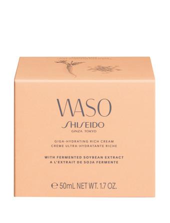 Shiseido Waso Giga-Hydrating Rich Cream 50 ml