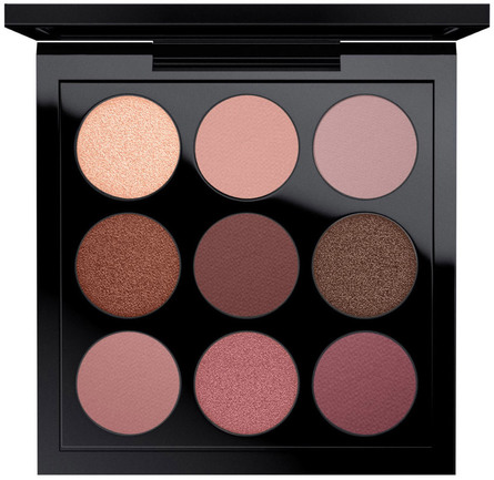 MAC Eye Shadow x 9 Burgundy Times Nine