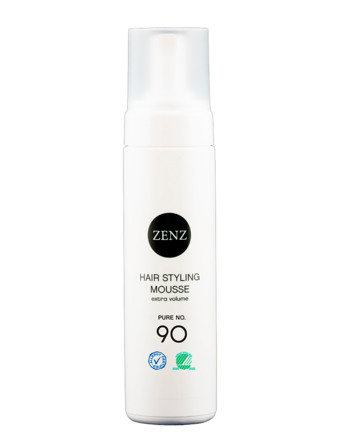 ZENZ Hair Styling Mousse Pure Extra Volume No. 90 200 ml