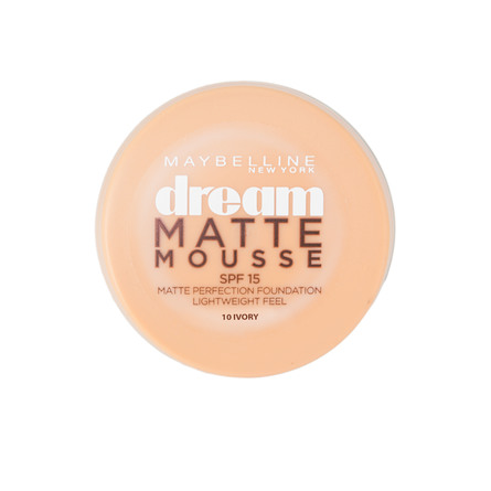 Maybelline Dream Matte Mousse 10 Ivory