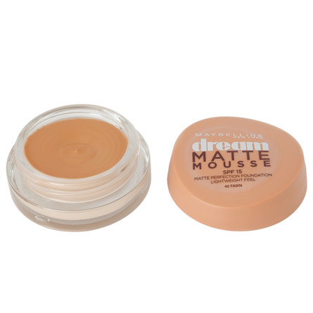 Maybelline Dream Matte Mousse 40 Fawn