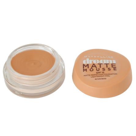 Maybelline Dream Matte Mousse 48 Sun Beige