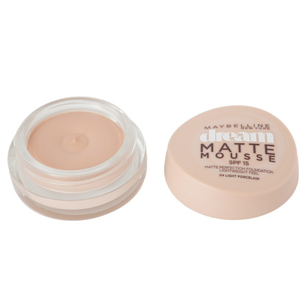 Maybelline Dream Matte Mousse 004 Light Porcelain