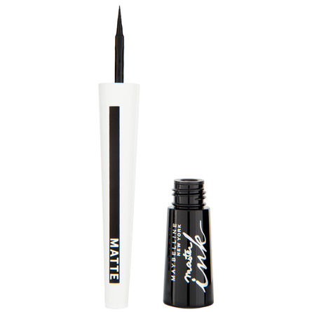 Maybelline Master Ink Matte Eyeliner 10 Charcoal Black