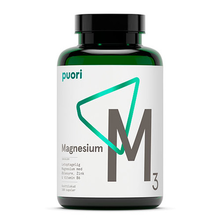 Puori M3  Magnesium 180 kaps.