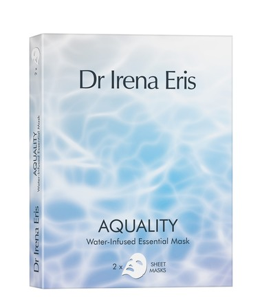 Dr. Irena Eris Aquality Water-infused Essential Mask 2 stk