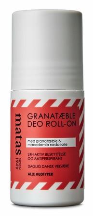 Matas Striber Granatæble Deo Roll-on 50 ml
