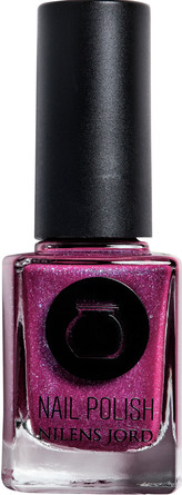 Nilens Jord Neglelak Metallic Purple