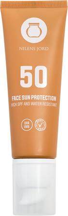 Nilens Jord Face Sun Protection SPF 50 50 ml