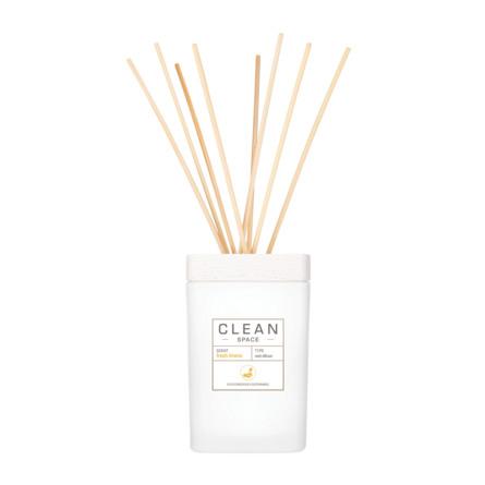 Clean Space Fresh Linens Diffuser 177 ml
