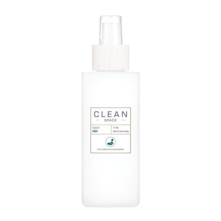 Clean Space Rain Linen & Room Spray 148 ml
