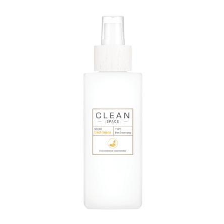 Clean Space Fresh Linens Linen & Room Spray 148 ml