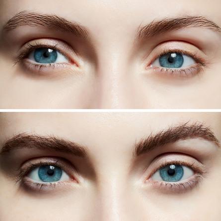 MAC Eye Brows Big Boost Fibre Gel Tapered