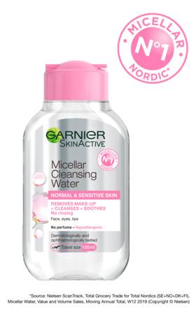 Garnier Skin Active Micellar rensevand, 100 ml