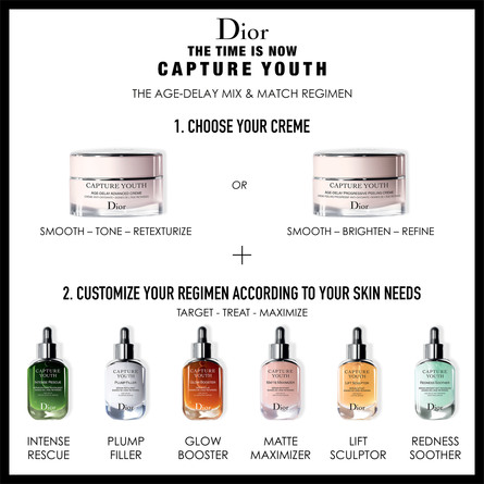 DIOR CAPTURE YOUTH PLUMP FILLER AGE-DELAY PLUMPING SERUM 30 ML 30 ML