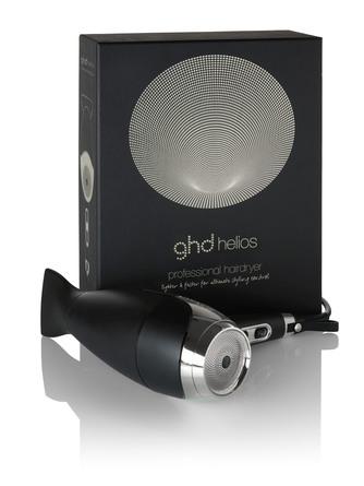 ghd Helios Professional Hårtørrer Black
