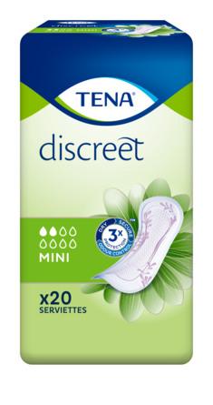 Tena Lady Discreet Mini 20 stk 20 stk.