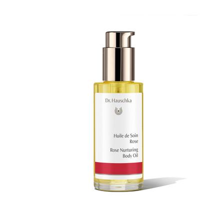Dr. Hauschka Rose Nurturing Body Oil 75 ml