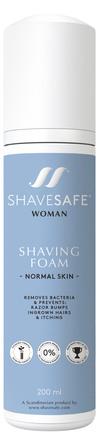 ShaveSafe Barberskum Normal 200 ml.