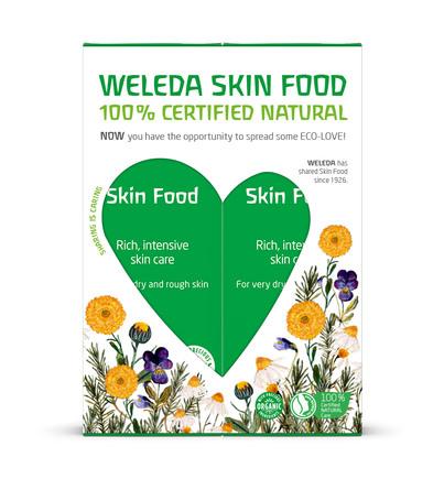 Weleda Skin Food Duo Set 2 X 75 ml