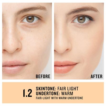 Smashbox Studio Skin 24H Wear Hydrating Foundation 1.2 Fair-Light With Warm Undertone