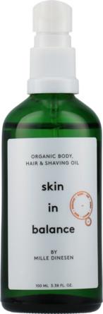 Balance by Mille Dinesen Hair & Shaving Oil 100 ml