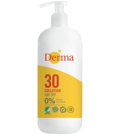 Derma Sollotion SPF 30 500 ml