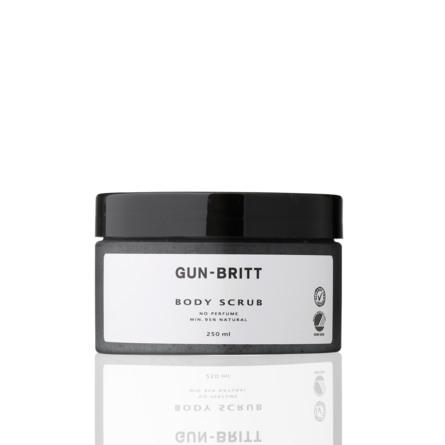 Gun-Britt Body Scrub 250 ml.