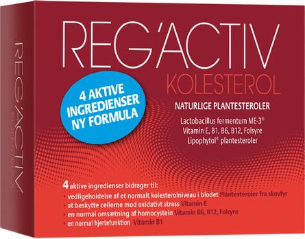REG'Activ Kolesterol 60 kaps
