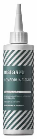 Matas Striber Hovedbundskur til Tør og Irriteret Hovedbund 150 ml