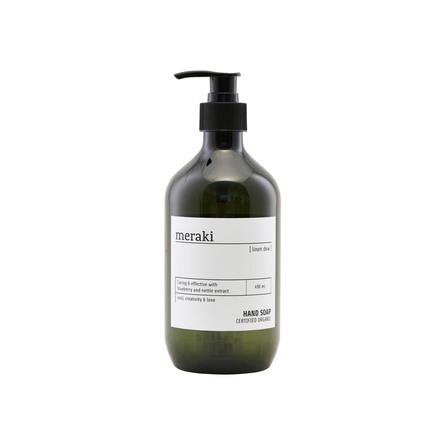 Meraki Håndsæbe - Linen Dew 490 ml
