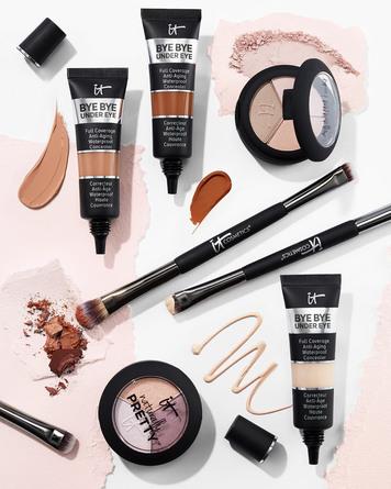 IT Cosmetics Bye Bye Under Eye Concealer Deep Ebony