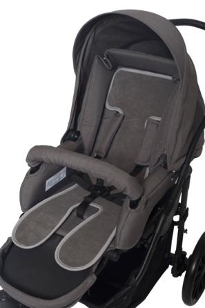 Aircuddle Cool Seat Sædebetræk Stroller S