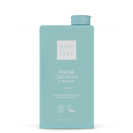 HairLust Hair Growth & Repair Shampoo Men 250 ml