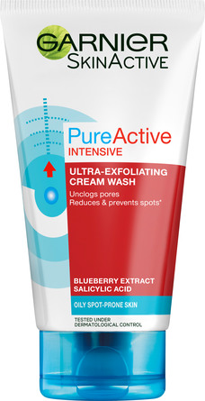 Garnier Pure Active Scrub 150 ml