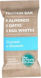 Coconut & Almonds, 55 gr.