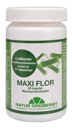 Maxiflor 60 kap